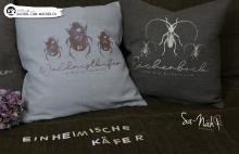 "Plotter-Datei ""einheimische Käfer #2"""