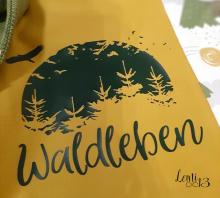 """Plotter-Datei """"Waldleben"""" (3er-Set)"""