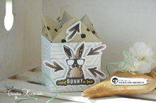 Digi-Stamp *hipster bunny* #2