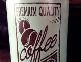 "Plotter-Datei ""my coffee #3"""