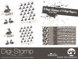 Digi-Stamp *bunny #1*