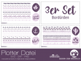 "Plotter-Datei ""Bordüren"" (3er-Set)"