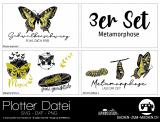 "Plotter-Datei ""Metamorphose"" (3er-Set)"