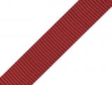 Gurtband 25mm - burgund