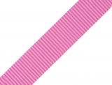 Gurtband 25mm - rosa