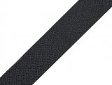 Gurtband 25mm - dunkelgrau