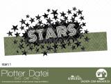 """Plotter-Datei """"stars"""" #1"""
