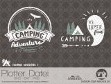 "Plotter-Datei ""camping adventure 1"""