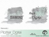 """Plotter-Datei """"Diamonds #2"""""""