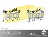 "Plotter-Datei ""analog+digital #1"""