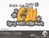 """Plotter-Datei """"Surf Season #3"""""""