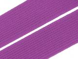 Gummiband 20mm - violett
