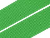 Gummiband 20mm - grün