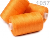 """Polyester Nähgarn - 1000m """"1057-orange"""""""
